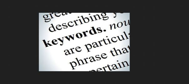 Keywords Strategy